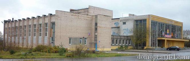 Библиотека в Новом Свете, Гатчинский район