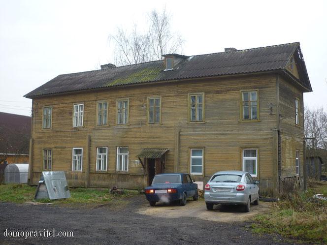 Ленинградская 10А в Гатчине