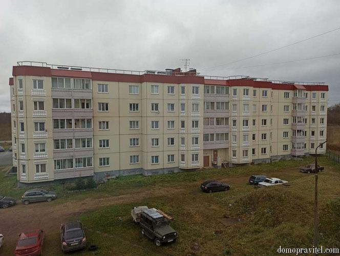 Вайялово, дом 3
