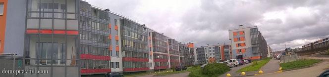 Петергоф, Парковая ул. 20