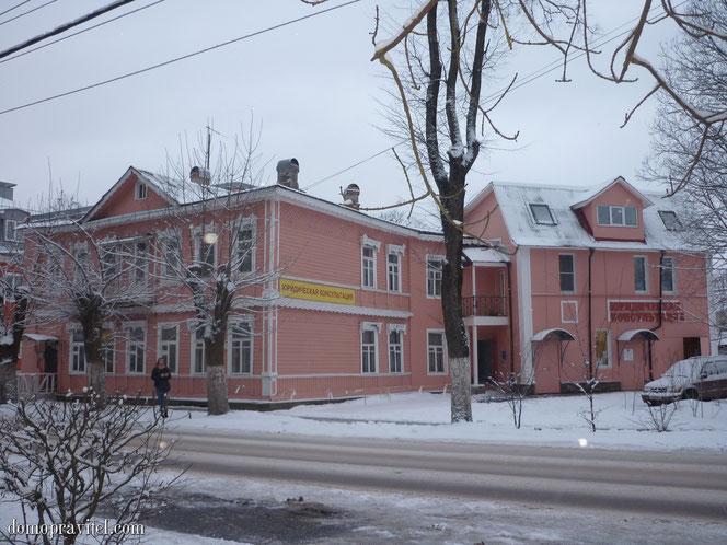 Горького 19, Гатчина