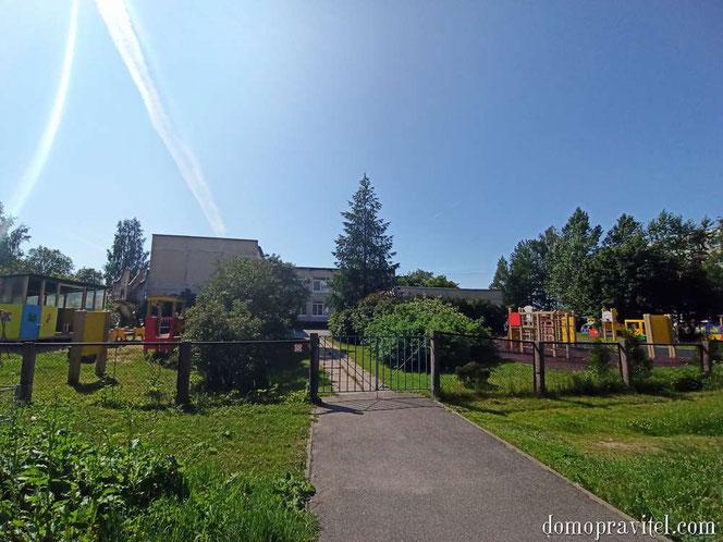Детский сад в Верево
