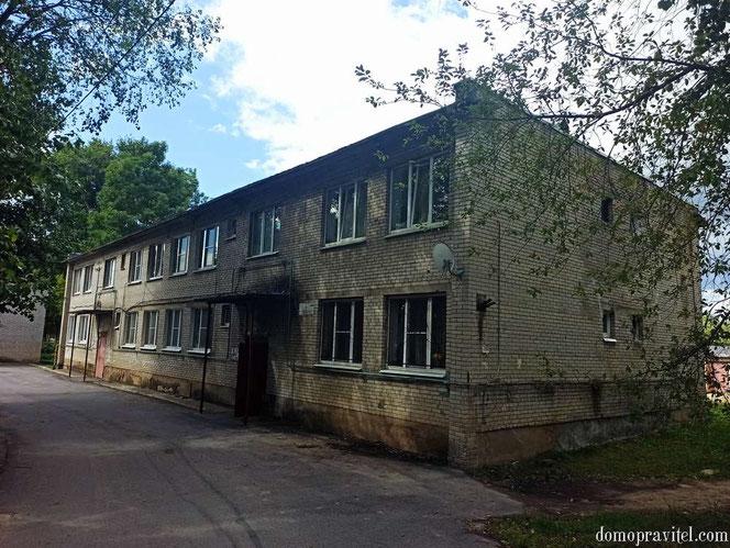 Деревня Ивановка, дом 1