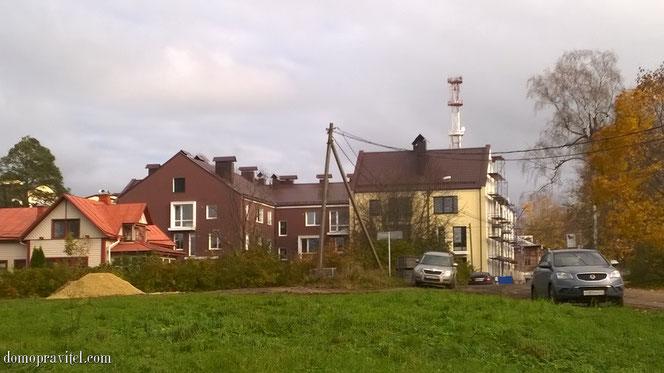 ЖК Амстердам в Гатчине