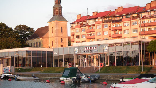 Hafen Cammin