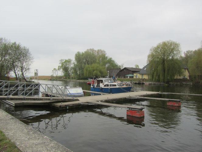 Hafen Kummerower See