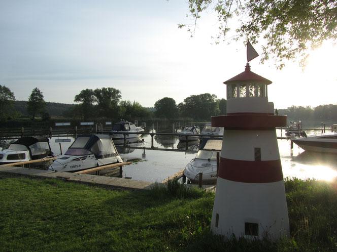 Hafen Oderberg