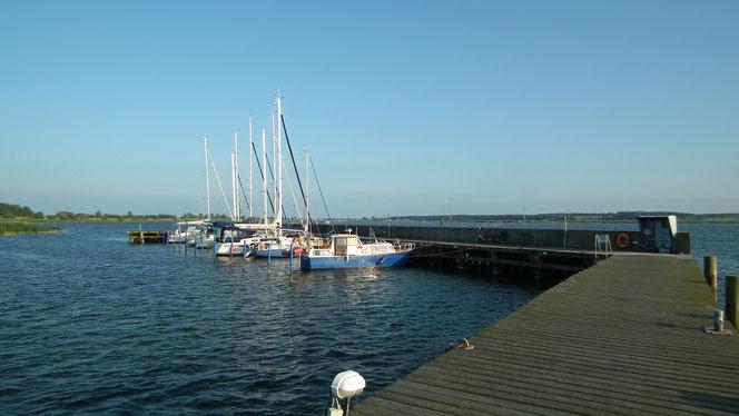 Peenemünde MRV Hafen