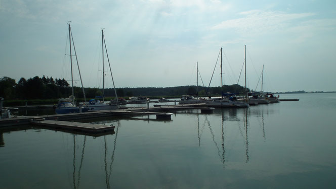 Usedom Hafen