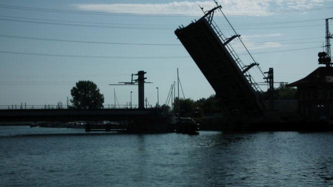Öffnungszeit Brücke Anklam