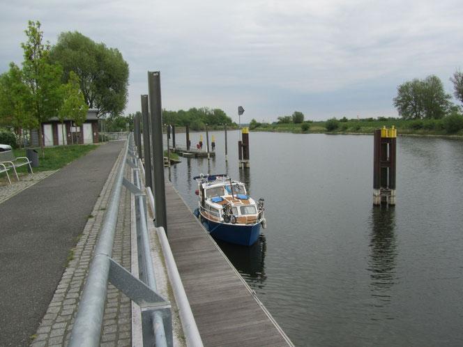 Hafen Eisenhüttenstadt-Fürstenberg