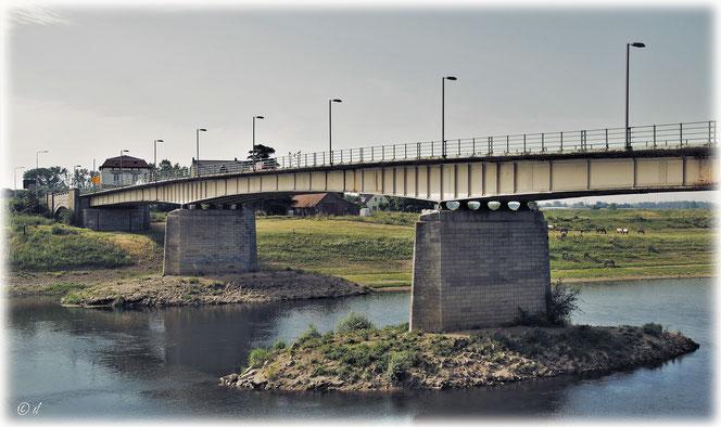 Die Pater-Sanger-Brücke