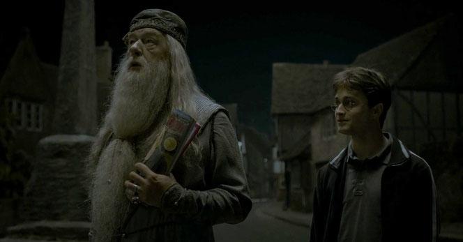 Le réalisateur du sixième film avait utilisé Wiltshire pour une scène dans le village du professeur Slughorn (Harry Potter et le Prince de Sang-Mêlé - 2009)