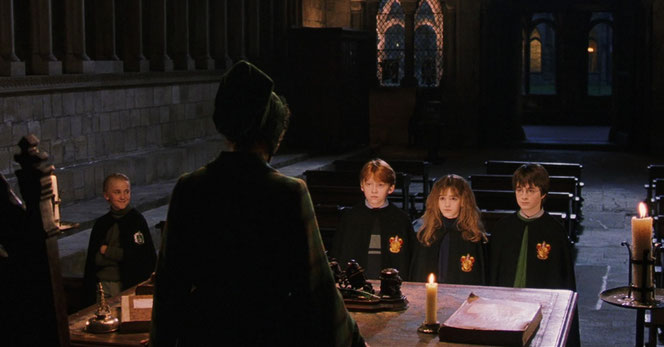 "Le thème de l'émission était ""Harry Potter : apologue de l'insoumission ?"""