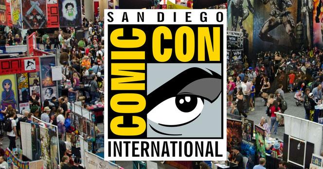 Organisée chaque année, la Comic Con rassemble près de 130 000 visiteurs