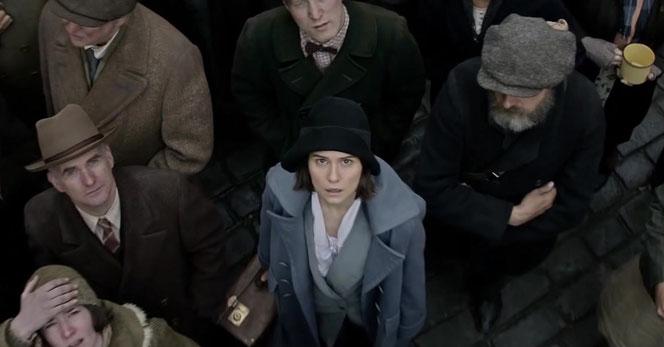 """Tina Goldstein (Katherine Waterston) dans le troisième trailer des """"Animaux Fantastiques"""""""