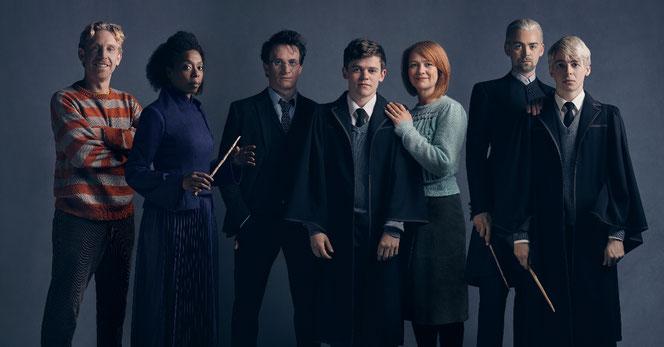 Le premier casting de la pièce à Londres reviendra sur les planches new-yorkaises (@Pottermore)