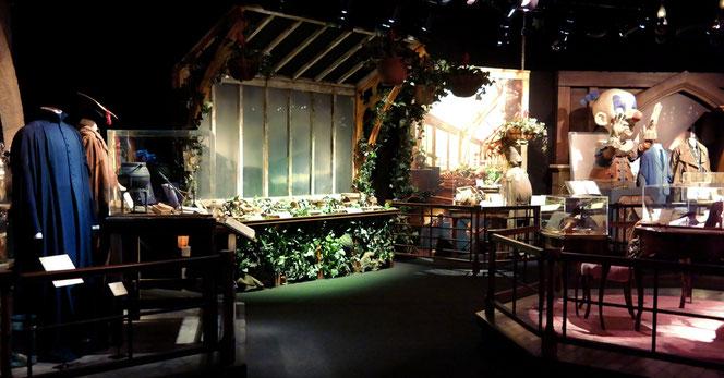 L'Exposition Harry Potter est installée depuis le 30 juin 2016 à Bruxelles