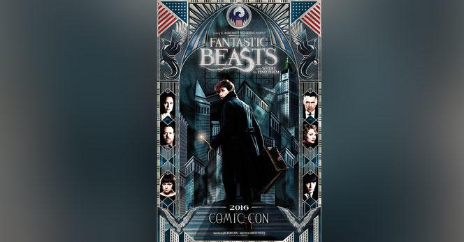 Le nouveau poster avec le logo du MACUSA en arrière plan