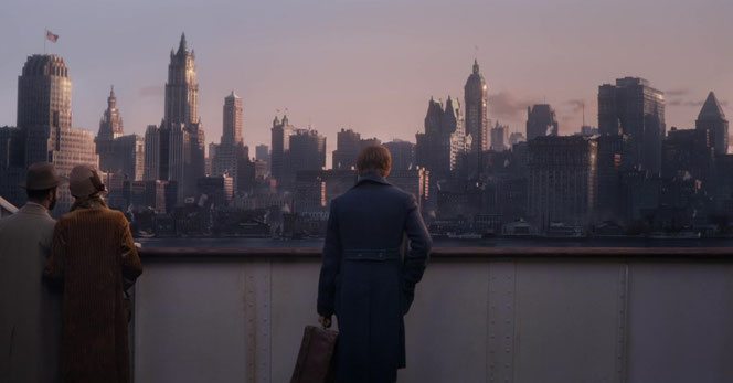 New York est la ville où se déroule l'intrigue du film (Credits photo : @WarnerBros)