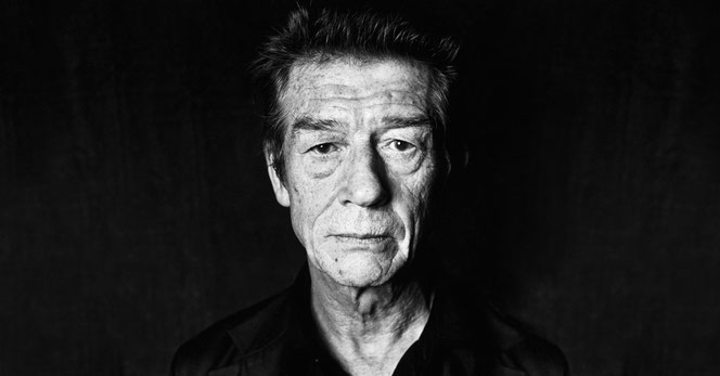 John Hurt en 2014 (The Talks - @Jérôme de Perlinghi)