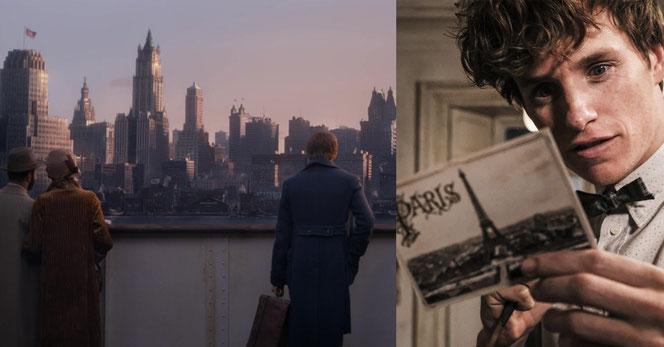 Le premier film se déroulait à New York tandis que le deuxième se déroulera à Paris