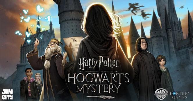 "Le jeu ""Harry Potter : Hogwarts Mystery"" sortira en 2018"