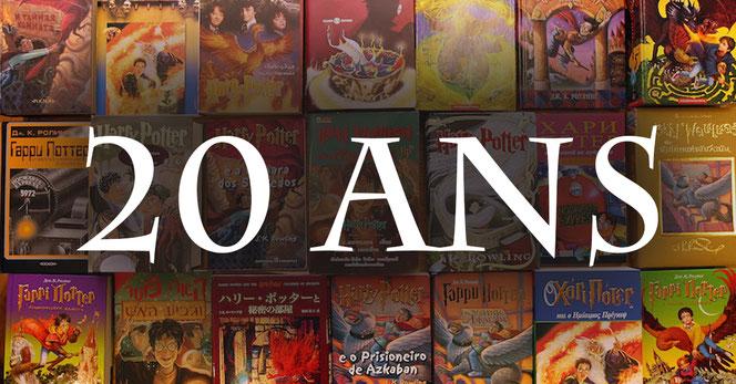 Plus de 400 millions d'exemplaires de la saga ont été vendus depuis le 26 juin 1997...
