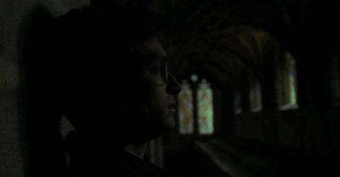 Daniel Radcliffe avait par exemple tourné dans le cloître de Lacock Abbey (Harry Potter et le Prince de Sang-Mêlé - 2009)