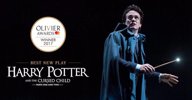 La pièce a notamment remporté l'award de la Meilleure Pièce (@HPPlayLDN)