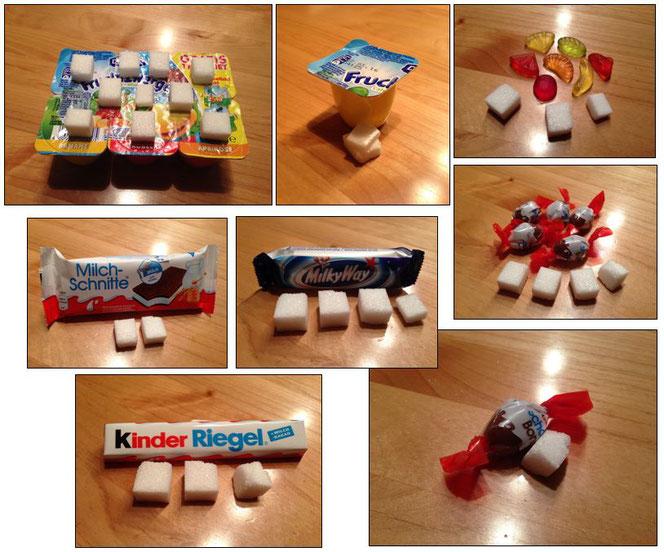 Blogartikel Kinder Süßigkeiten