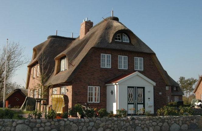 Ferienhaus Wattlöper in Dunsum auf Föhr