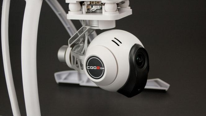 new camera CGO2