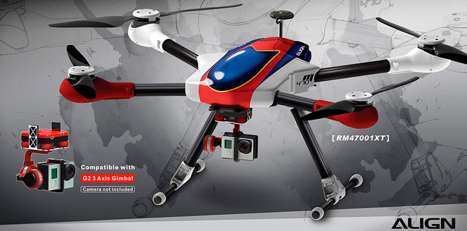 Align M470 Multicopter