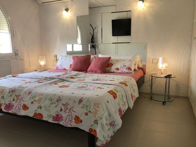 Ferienwohnung Valencia, Schlafzimmer