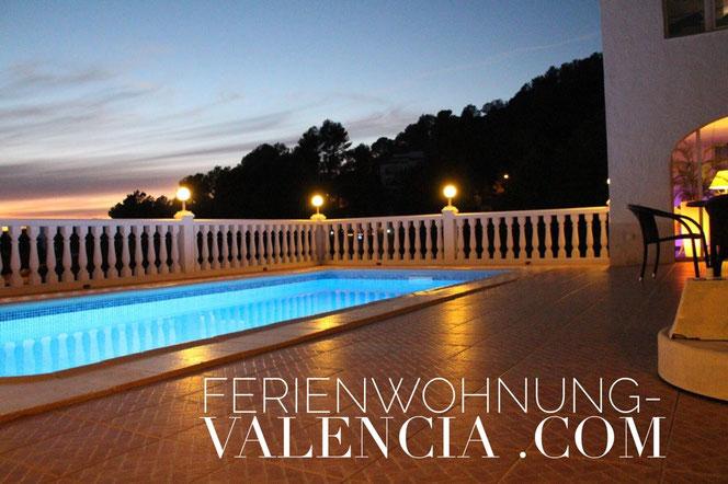 Ferienwohnung Valencia, 12/2015