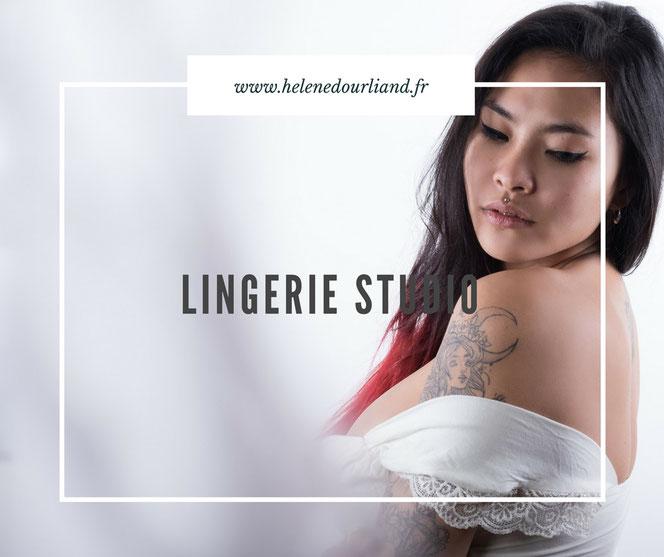 Photographe située près de Paris réalise book lingerie