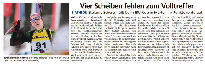 Miesbacher Merkur vom 13.2.2020