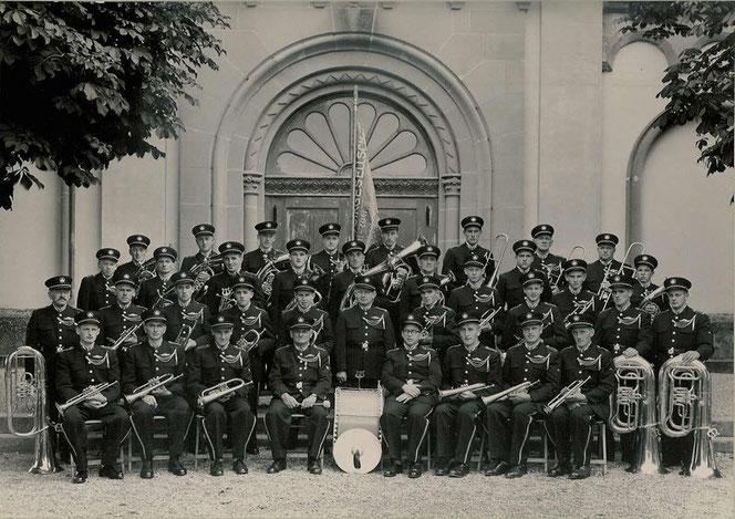 Neu Uniformierung 1955