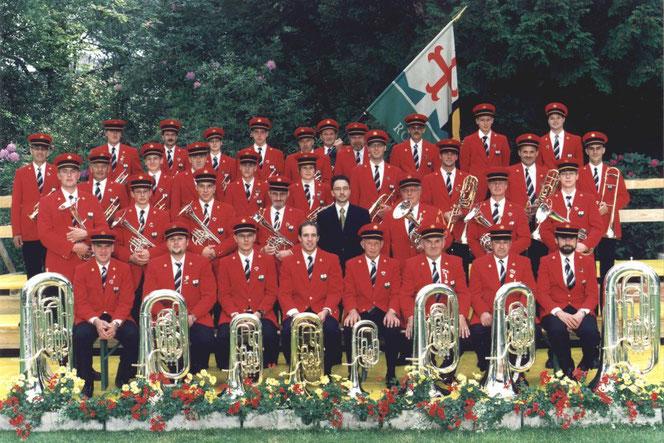 Kantonales Musikfest 2000 in Kriens