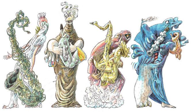 Illustration: Bernhard Bamert