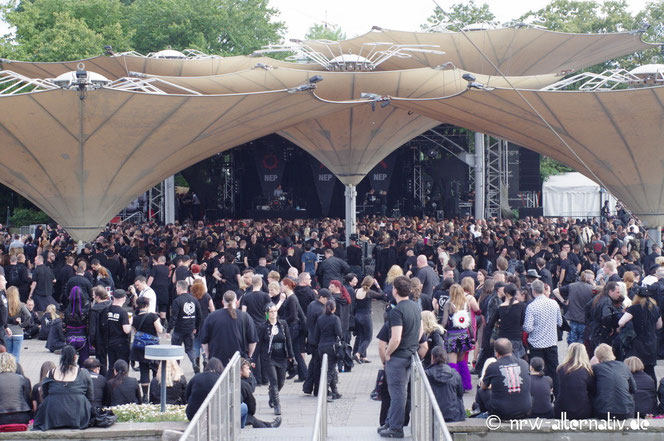 Amphi-Festival 2011, Amphi Festival 2017