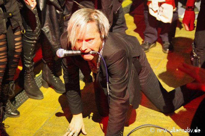 Bild von Dennis Lyxzén auf dem Autumn Moon Festival in Hameln.