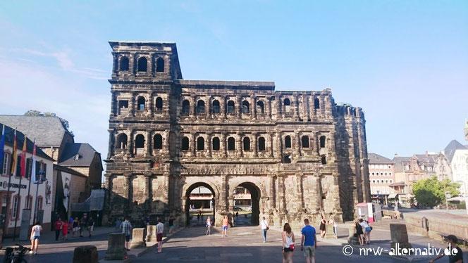 Porta Nigra in Trier.