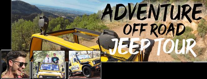 Excursión 4x4 en Valencia visita el Parque Natural de La Sierra Calderona con jeeps en una aventura off road con Valencia Excursions. Conduce 4x4 en Valencia y visita el Garbí y el Castell de Serra Castillo de Serra Valencia con 4x4 en un tour en Valenci
