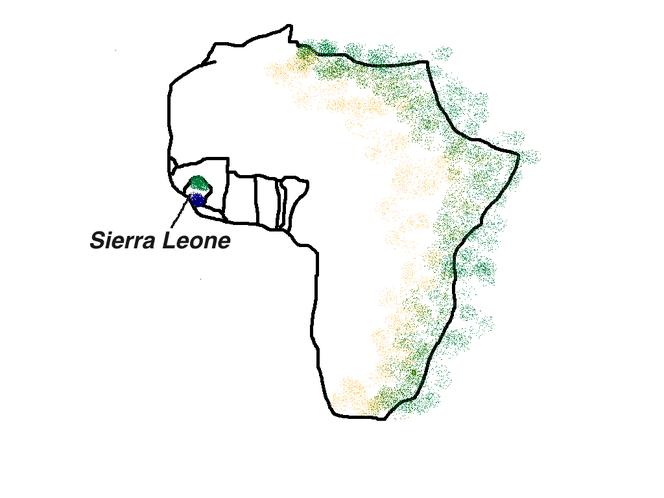 Sierra Leone Brühl Stiftung