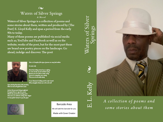 Picture of the new book; Waters of Silver Springs