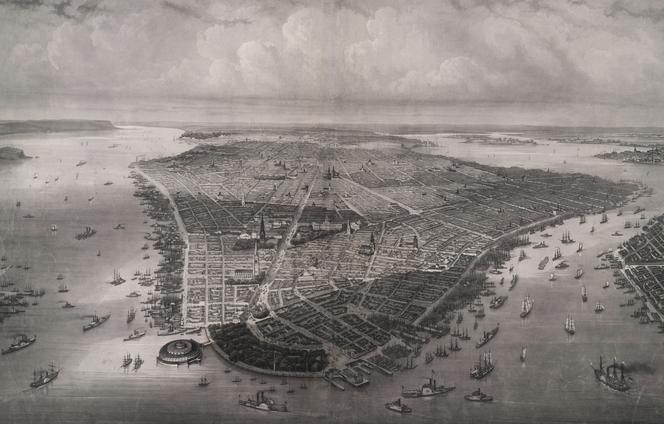 New York, 1852