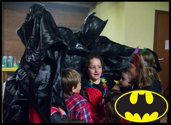 Festa a tema Batman roma