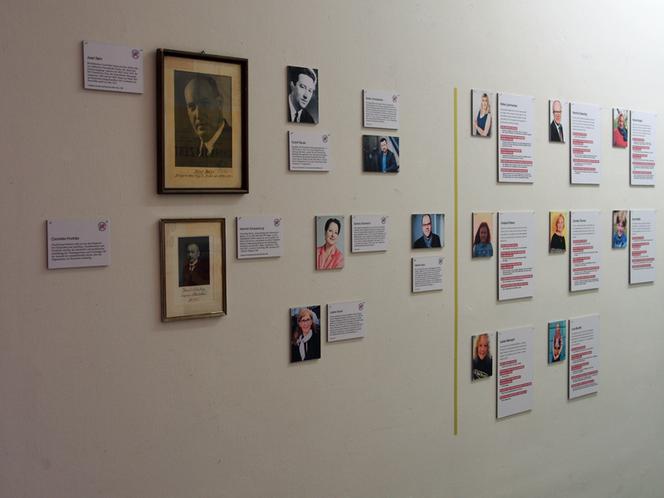 Bild: Ausstellung Raum 1 Teil 3